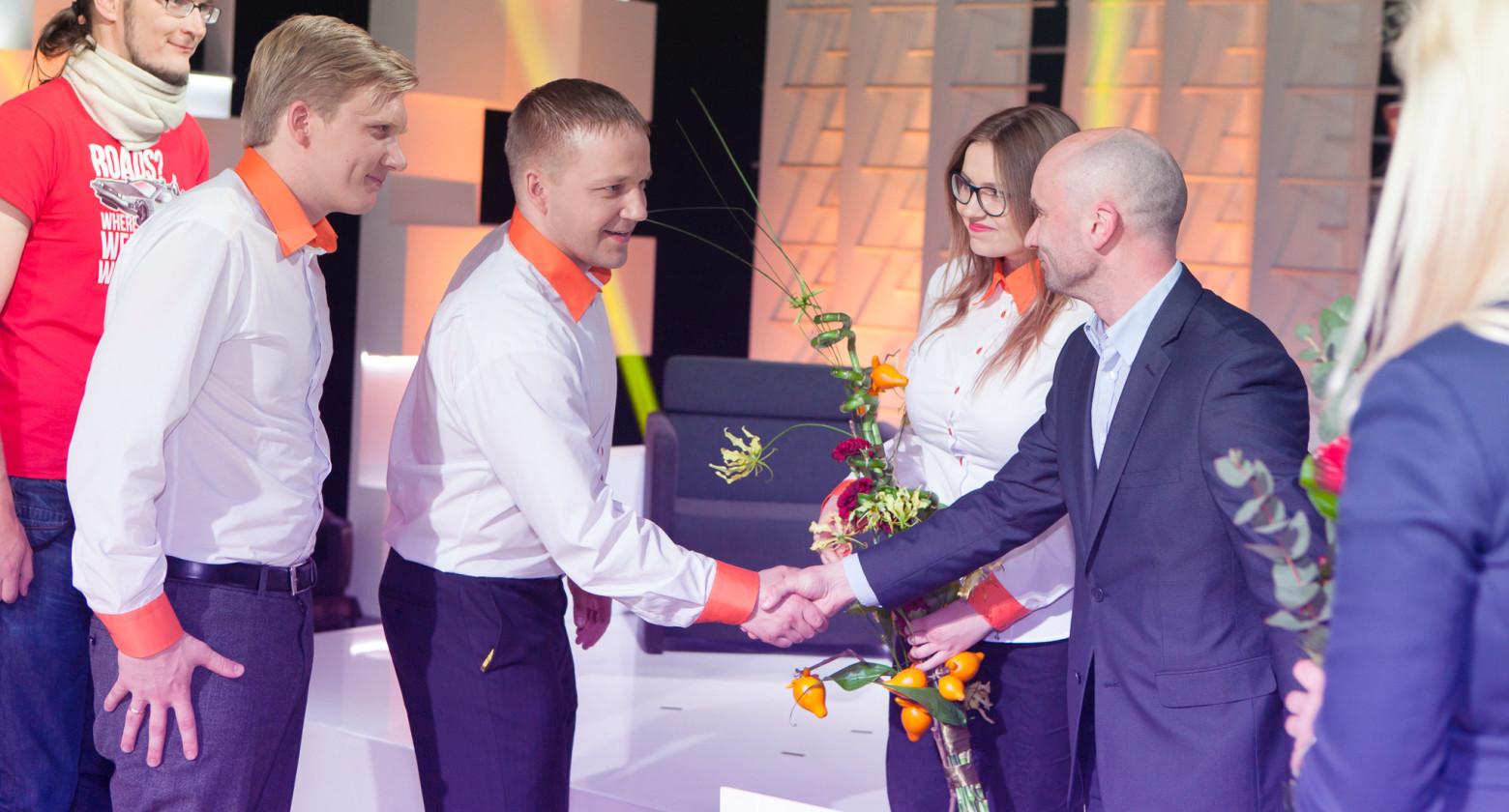 Ajujaht 2015 võitja ja 30 000 euro omanik on Jiffi