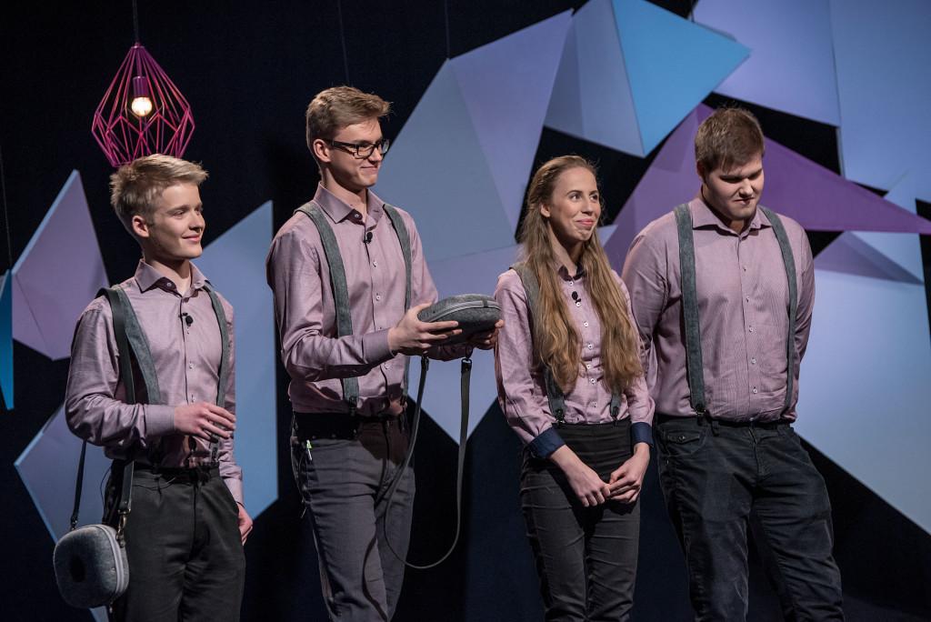 Õpilasfirma Pürg tootevalik laieneb