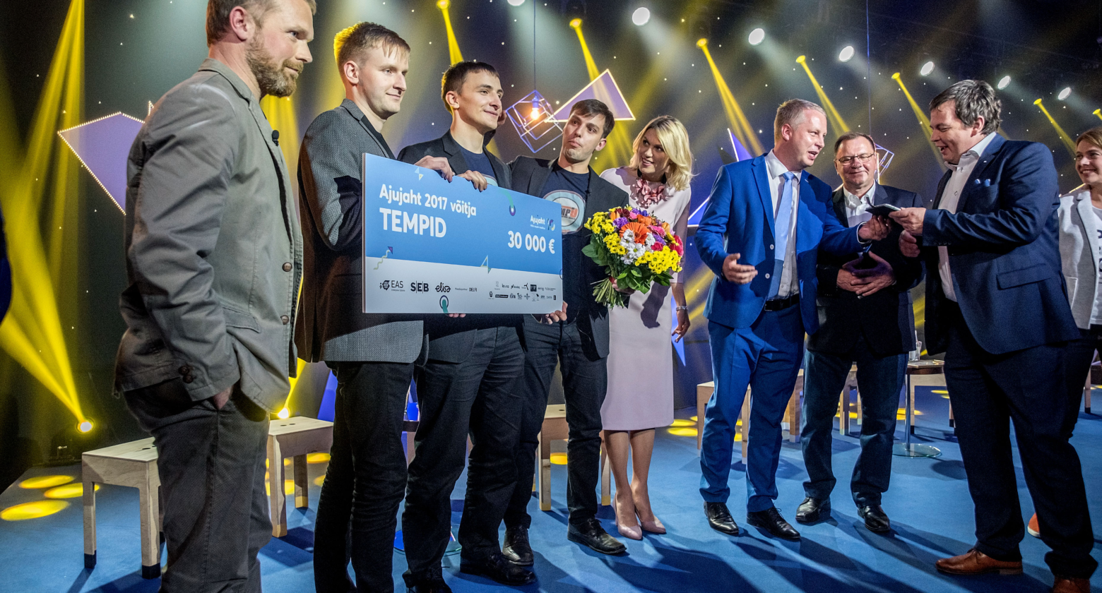 Presenting the winner of our anniversary season: TempID