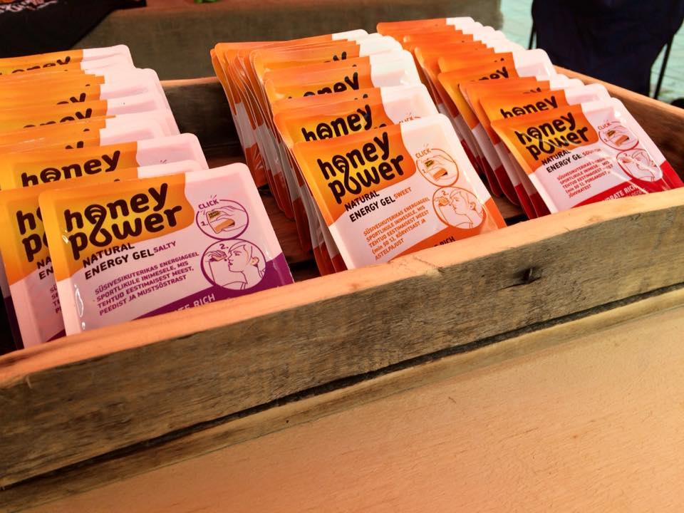 Ajujahi vilistlane HoneyPower ekspordib Saksamaale