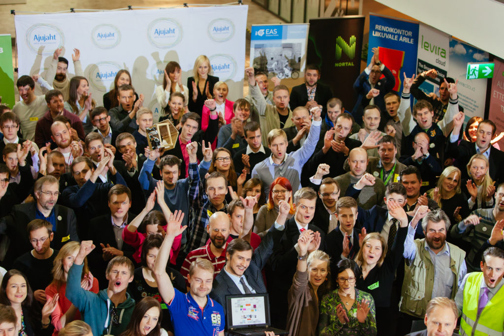 Hea ettevõtja! Tule jahi meiega Eesti ettevõtluse tulevikku!