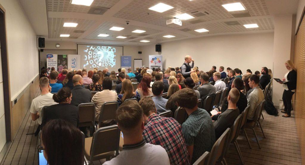 Tallinna Ettevõtluspäev tõi kohale sada ideejanust silmapaari