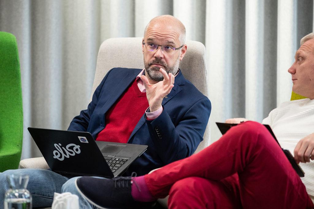 Sami Seppänen: HopKid peaks rohkem fokusseeruma