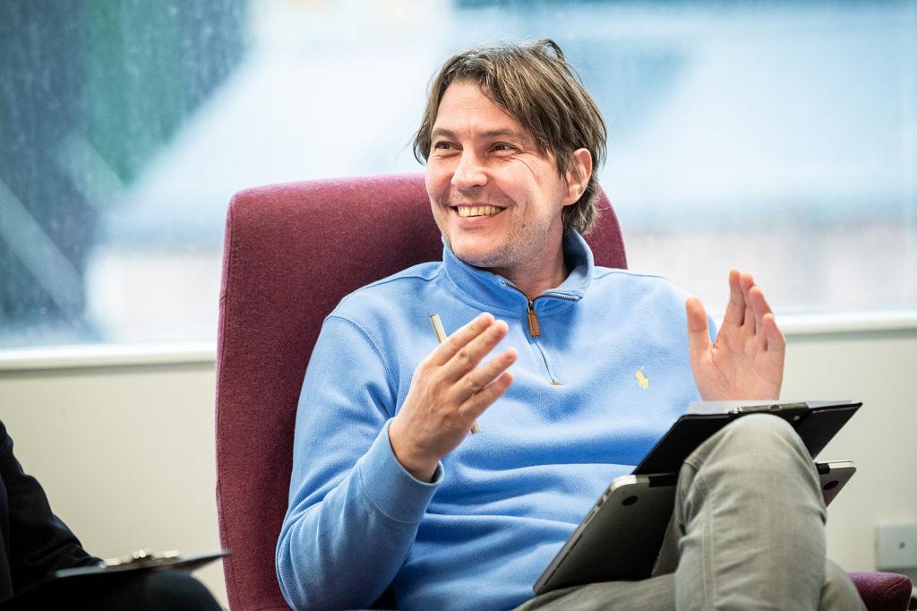 Ott Jalakas: SecureBadger peaks edasiliikumiseks paika panema fookuse