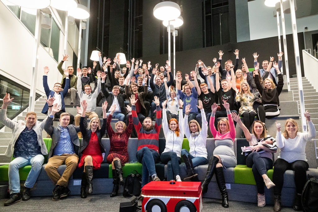 Start-ups which have grown out of Ajujaht have attracted over 12 million euros of investments in the last 12 months