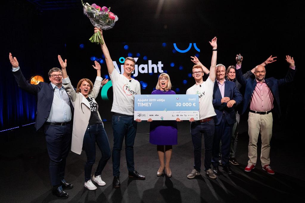 Ajujaht jagab koos toetajate ja äriinglitega välja rekordilised 140 000 eurot