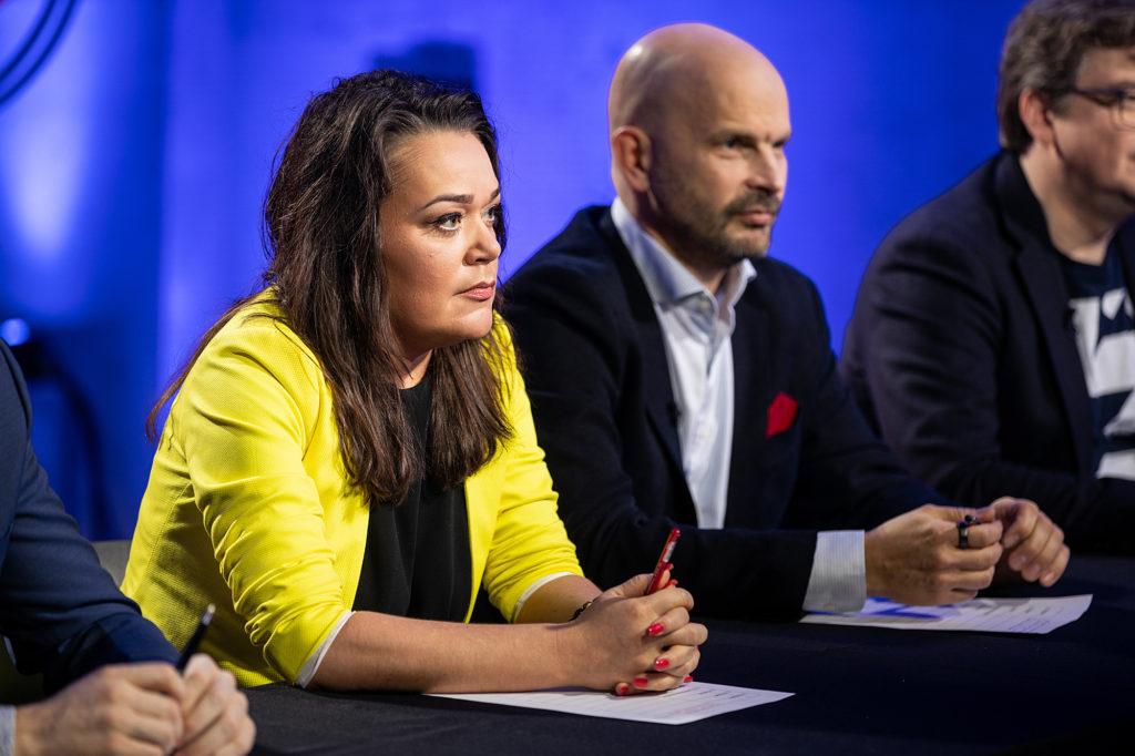 Janne Laik: teleekraanilt ei adu žüriiliikme vastutust noorte ideede hindamisel