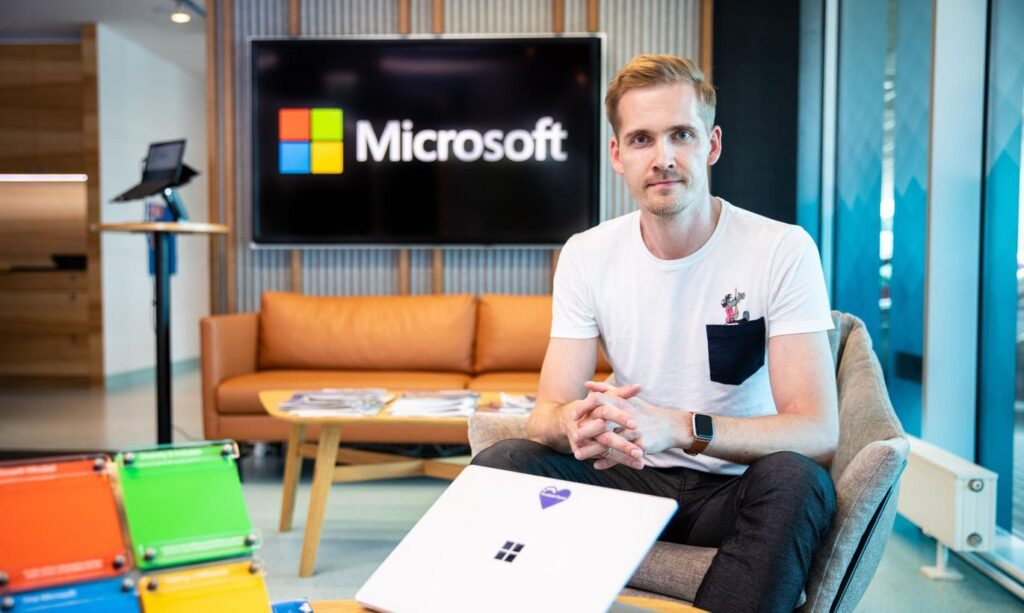 Microsoft becomes Ajujaht supporter to help business ideas with global ambitions
