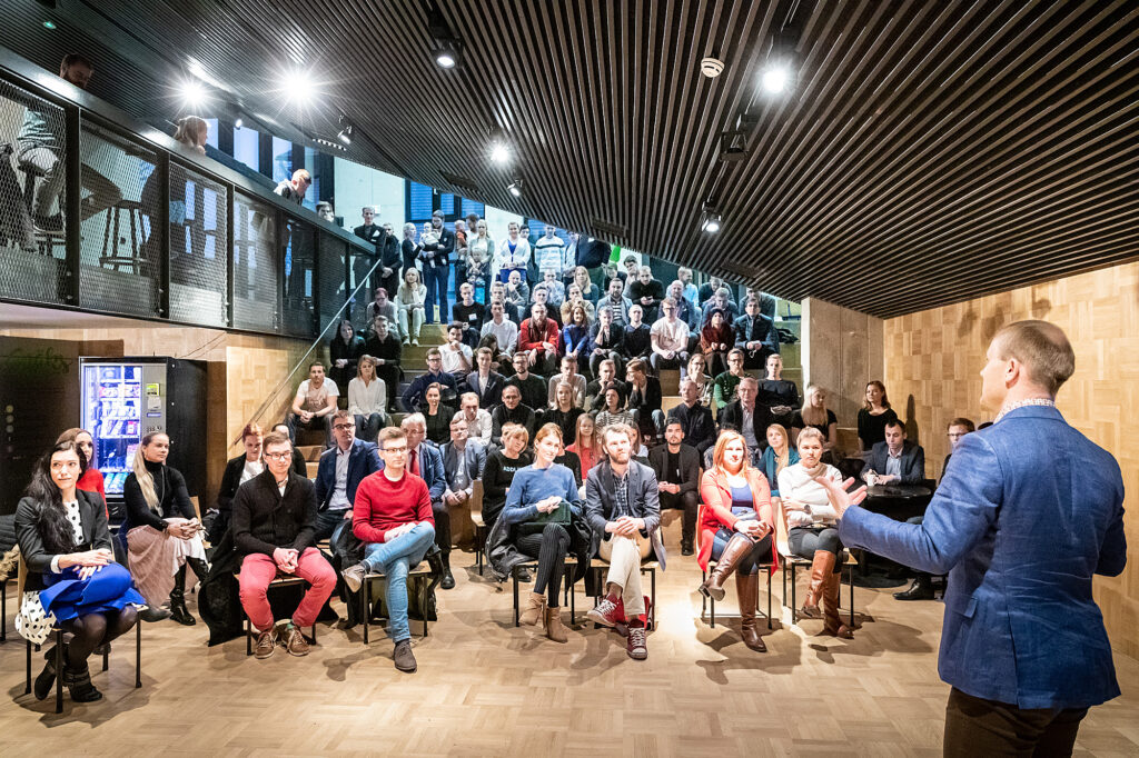 Ajujaht jury has selected 105 business ideas who advance to the second round