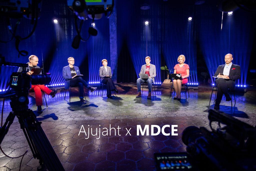 Microsoft nurtures new success stories in Estonia's biggest televised business idea competition Ajujaht