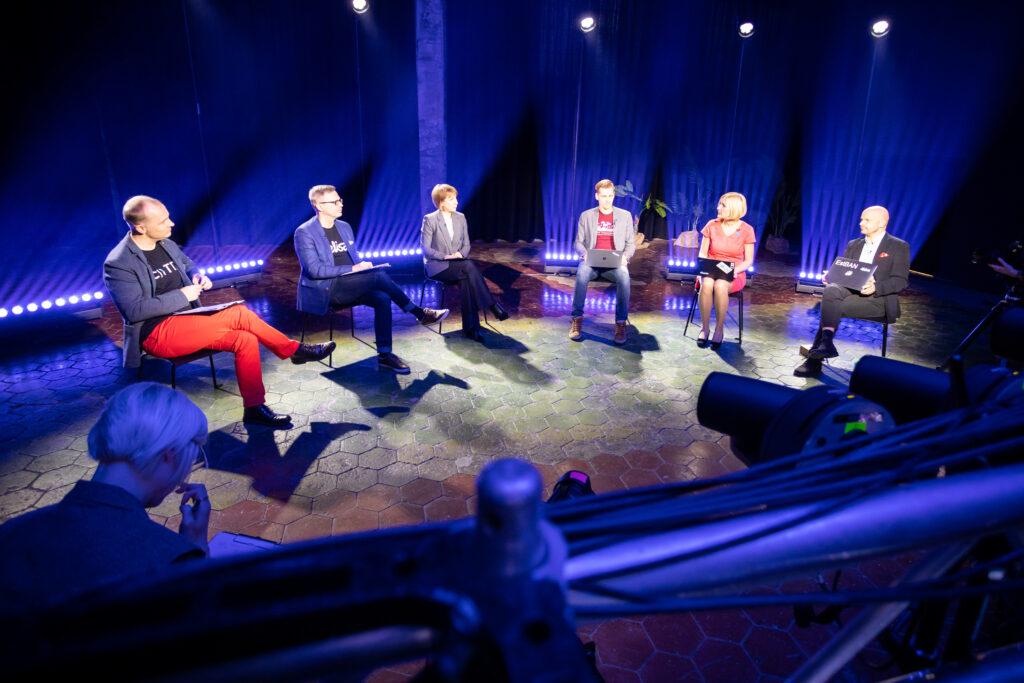 Ajujaht alustas TV3 ekraanil